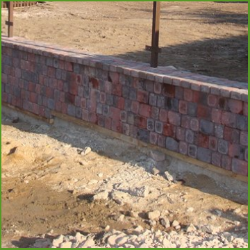 Tvoros pamato įrengimas